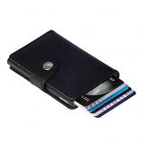 Secrid Miniwallet Crisple Black