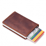 Secrid Slimwallet Brown Vintage